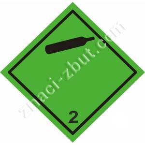 ADR - клас 2.1 - Незапалими, нетоксични газове