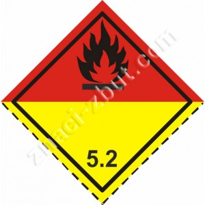 ADR - клас 5.2 - Органични пероксиди