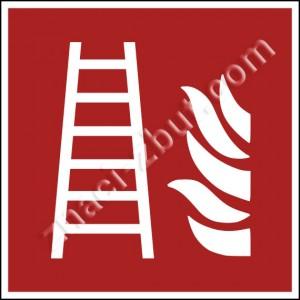 Пожарна стълба
