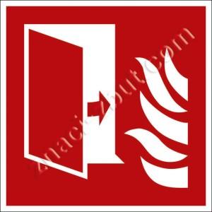 Пожароустойчива /пожарозащитена/ врата