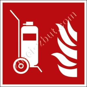 Возим пожарогасител