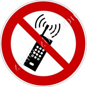 Забранено използването на мобилни телефони