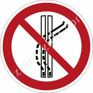 Забранено излизането извън коловозите на ски влека