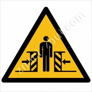 Внимание! Опасност от смачкване!