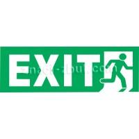 Авариен изход за евакуация - EN